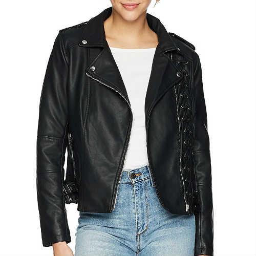 biker jacket, black jacket, faux leather, faux leather jacket, jacket, leather jacket, members only jacket, moto jacket, vegan jacket, vegan leather jacket