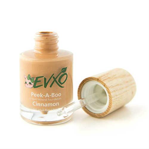 vegan make up, vegan foundation, cruelty free foundation, dewy finish, evxo foundation