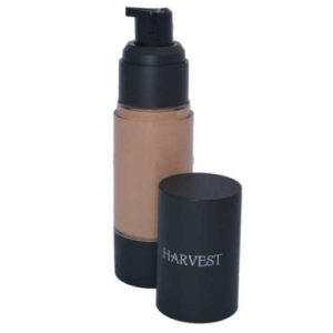 vegan foundation, harvest foundation, liquid foundation, full coverage foundation, organic foundation