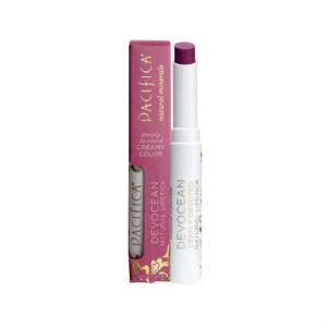 pacifica beauty lipstick, organic lipstick, cruelty-free lipstick, organic cosmetics, vegan makeup, vegan lipstick,