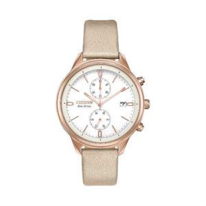 pink watch, citizen watch, vegan watch, light powered watch, citizen vegan watch, pink vegan watch