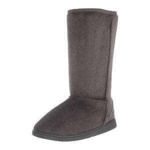 flat boots, ugg boots, vegan boots, vegan shoes, warm boots, winter boots, grey boots, comfy boots