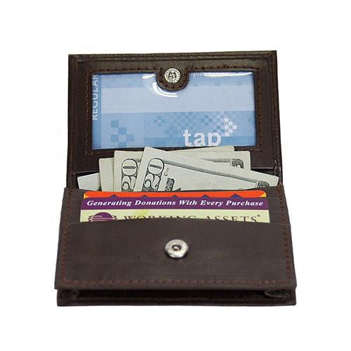the vegan collection, vegan wallet, vegan mens wallet, non leather wallet, animal friend wallet, vegan leather wallet